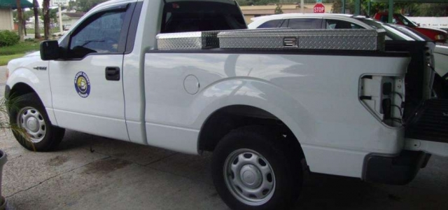2011 Ford F150